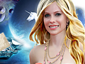 Avril Lavigne make up играй в флеш игры бесплатно онлайн на flash.com.ru