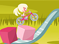 Biking Beauty играй в флеш игры бесплатно онлайн на flash.com.ru