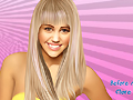 Miley Cyrus Make Over играй в флеш игры бесплатно онлайн на flash.com.ru