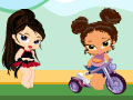 Bratz Babyz: Mall Crawl играй в флеш игры бесплатно онлайн на flash.com.ru