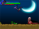 Bat Outta Hell играй в флеш игры бесплатно онлайн на flash.com.ru