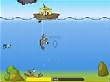 Super-fishing играй в флеш игры бесплатно онлайн на flash.com.ru
